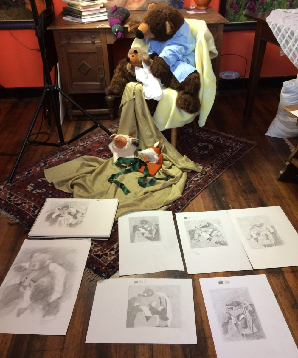 Drawing course